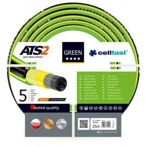 Cellfast Wąż Ogrodowy Green 1/2 x 25m