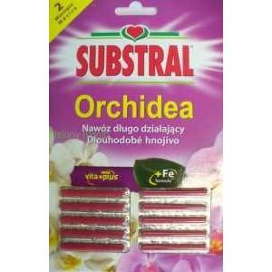 Substral Pałeczki Nawozowe do Orchidei 10 szt