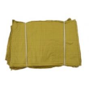 Worki PP 30kg 55x80cm Żółte - Na Węgiel, Ekogroszek 500szt