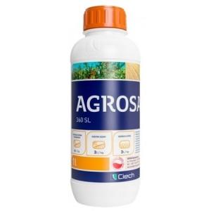 Agrosar 360SL 1L Środek Chwastobójczy