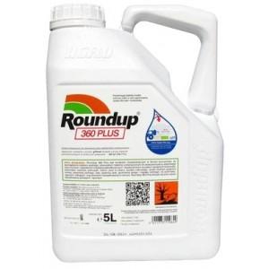Roundup Plus 360 SL 5L