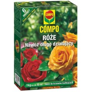 Compo Nawóz do Róż Długo Działający 1 kg