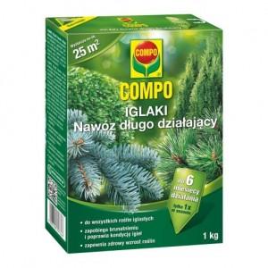 Compo Nawóz do Iglaków Długo Działający 1 kg