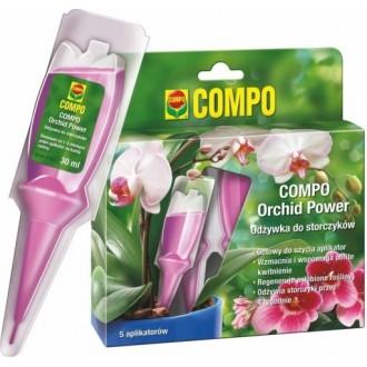Compo Orchid Power Odżywka do Storczyków 5x30 ml