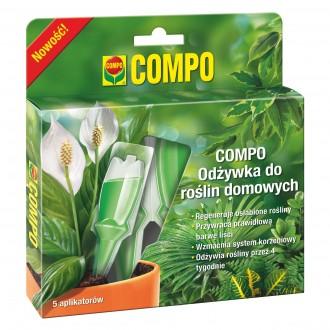 Compo Odżywka do Roślin Domowych 5x30 ml