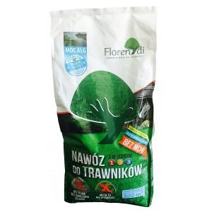 Florendi Nawóz Do Trawników 3w1 Nutri Activ 9 kg