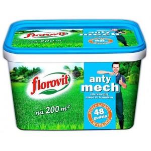 Florovit Nawóz do Trawników Antymech 4 kg