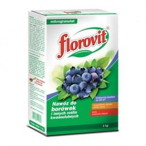 Florovit Nawóz do Borówek 1 kg