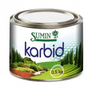 Karbid Odstraszacz Krety Nornice 0,5 kg Sumin