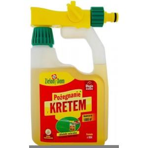 Odstraszacz Trutka Pożegnanie z Kretem 950 ml