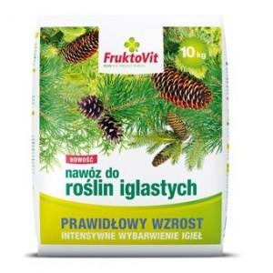 Fruktovit Nawóz do Roślin Iglastych 10 kg