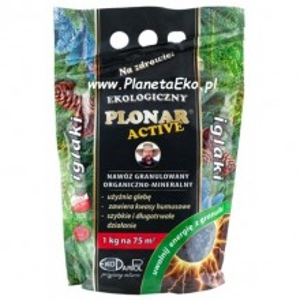 Plonar Active Iglaki Nawóz Ekologiczny 1 kg