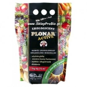 Plonar Active Warzywa i Owoce Nawóz Ekologiczny 1 kg