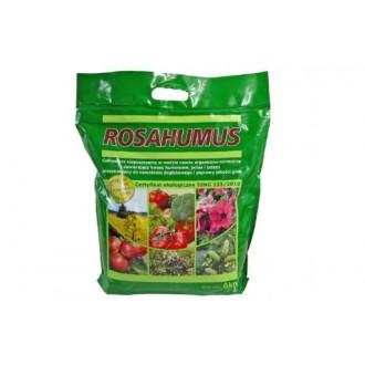 Rosahumus Obornik Użyźniacz Podłoża 6 kg