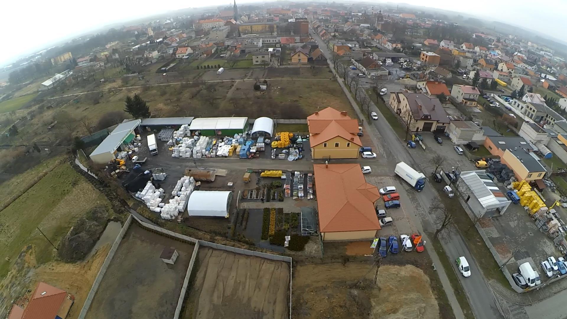 Nasza firma na tle Bojanowa