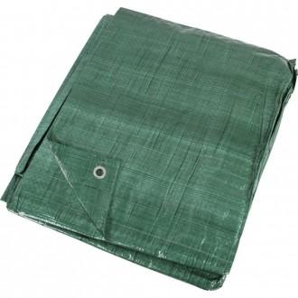 Plandeka Zielona 65g/m2 Standard 2x3
