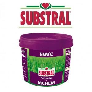 Nawóz Substral Osmocote Do Trawnika z Mchem 5 kg