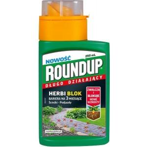 Substral Roundup Herbi Blok Długo Działający 250 ml