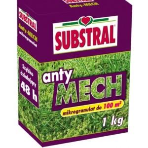 Nawóz Substral Antymech Do Trawy  1 kg