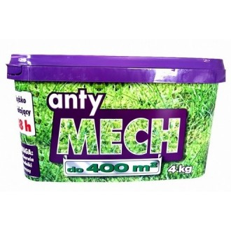 Nawóz Substral Antymech Do Trawy  4 kg