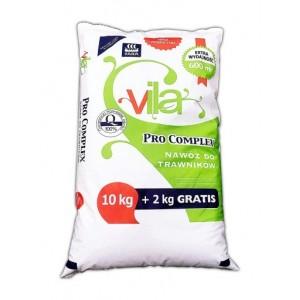Nawóz Pro Complex Do Trawy Yara Vila 10 kg + 2 kg Gratis