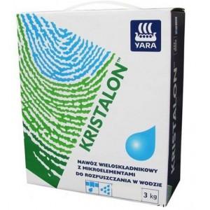 Nawóz Yara Kristalon Zielony 3 kg 18-18-18