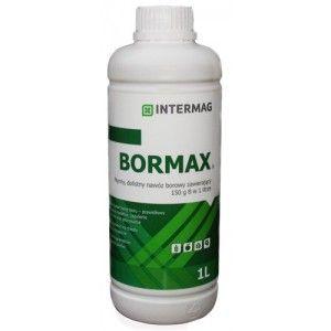 BORMAX 1L Nawóz Dolistny Z Borem - Rzepak, Warzywa