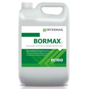 BORMAX 5L Nawóz Dolistny Z Borem - Rzepak, Warzywa