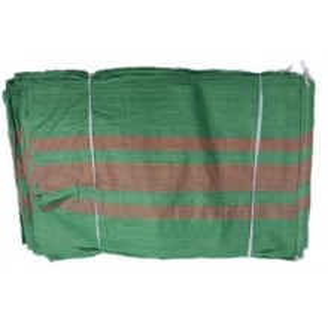 Worki PP 50kg 65x105cm Zielone - Na Węgiel, Gruz, Zboże 1000szt
