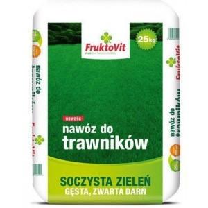 Fruktovit Nawóz Do Trawników 25 kg