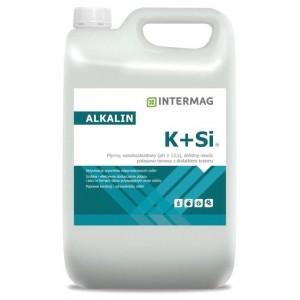 Intermag Alkalin K+Si 5L Dolistny Nawóz Potasowy Z Krzemem