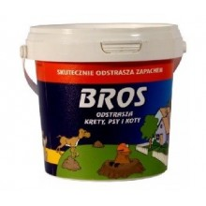 Bros Odstraszający Psy, Koty, Krety 350 + 100 ml