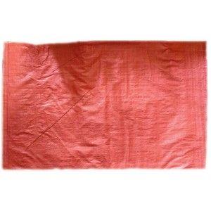 Worki polipropylenowe czerwone 50cmx80cm - Na Węgiel, Ekogroszek 100szt