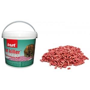 Rat Killer Granulat Na Szczury, Myszy - Trutka 10KG