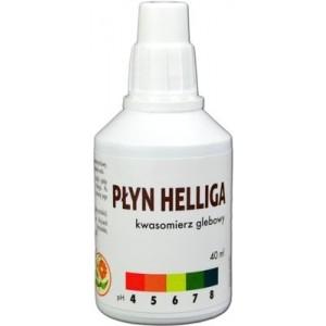 Płyn Helliga 40 ml Kwasomierz Glebowy