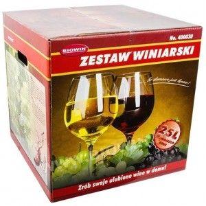 Zestaw Winiarski 25L 400030