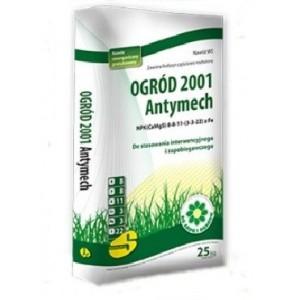 Nawóz Ogród 2001 Antymech Siarkopol 25 kg
