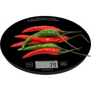 Waga Kuchenna Biowin Do 5kg Mix Kolor 320200