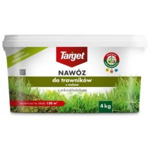 Target Nawóz Do Trawników z Mchem 4 KG