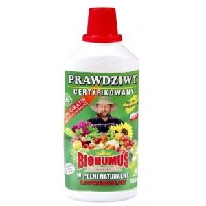 Biohumus Extra Nawóz Uniwersalny Naturalny 0,5L