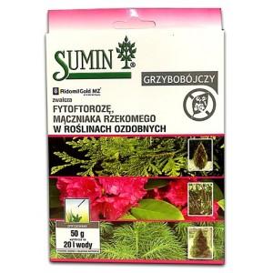 Sumin Ridomil Gold 67,8WG 50g Grzybobójczy