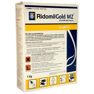 Ridomil Gold MZ 67,8WP MZ Pepite 1kg Choroby Grzybowe