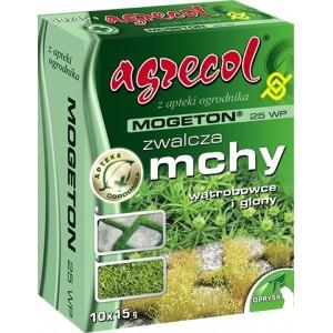 Mogeton 25WP 150g Agrecol Mech, Glony, Wątrobowce