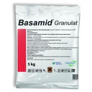 Basamid 97GR 5KG Środek Do Odkażania Gleby