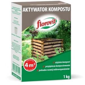 Florovit Aktywator Kompostu 1 kg