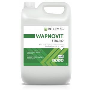 Intermag Wapnovit Turbo 5l nawóz wapniowy zboża warzywa