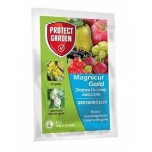 Zato Magnicur Gold 50 WG 2,5 g Grzybobójczy Drzewa Owocowe
