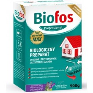 Biofos Granulat Do Szamb 0,5kg