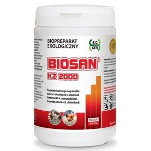 Biosan KZ 2000 1kg Bakterie Do Szamba i Oczyszczalni