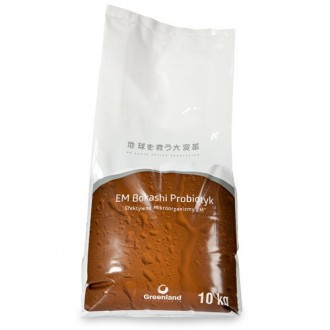 Greenland EM BOKASHI Starter Kompostowy - 10kg